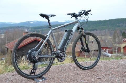 Elcykel Giant XR Roam 29er