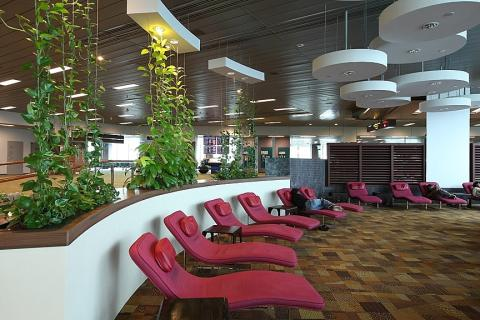 Rest area - Sanctuary @ T2 2