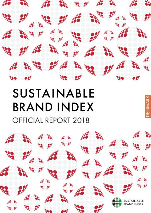 Officiell rapport Danmark - Sustainable Brand Index 2018