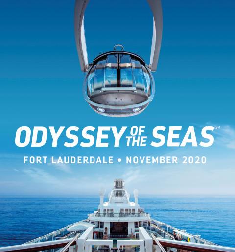 2020 lanserar Royal Caribbean nytt skepp i Quantum Ultra-klassen