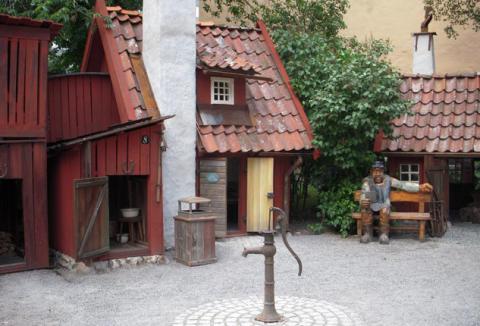 2012-års nybyggnadspris till lekparken Bryggartäppan