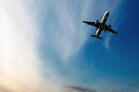Første bio-flygninger i Norge