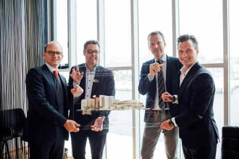 Presskonferens: Nordic Choice Hotels kommer att driva Midrocs kongress/hotell i Helsingborg