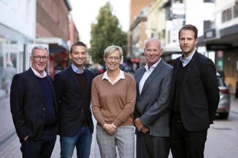 Lindbäcks bildar bolag tillsammans med Skebo, Heimstaden och Riksbyggen