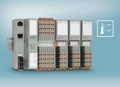 Uppgradera Siemens TIA med marknadens snabbaste IO-system Axio F från Phoenix Contact