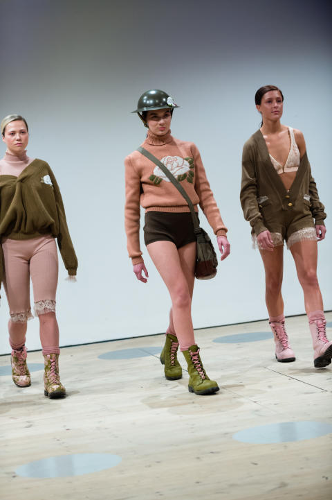 Northumbria presents the future stars of the fashion industry at London Graduate Fashion Week