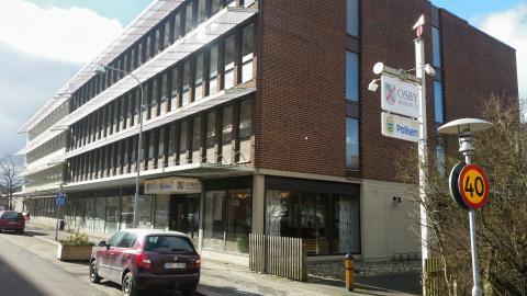Kommunstyrelsen sa ja till om- och tillbyggnad av kommunhuset i Osby