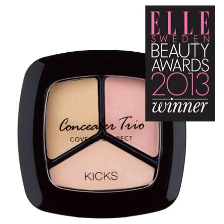 KICKS vinnare i ELLE Beauty Awards 2013!