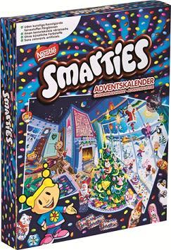 Nestlé drar tillbaka julkalender i Danmark, Finland och Norge - ofullständig innehållsdeklaration - ej såld i Sverige!