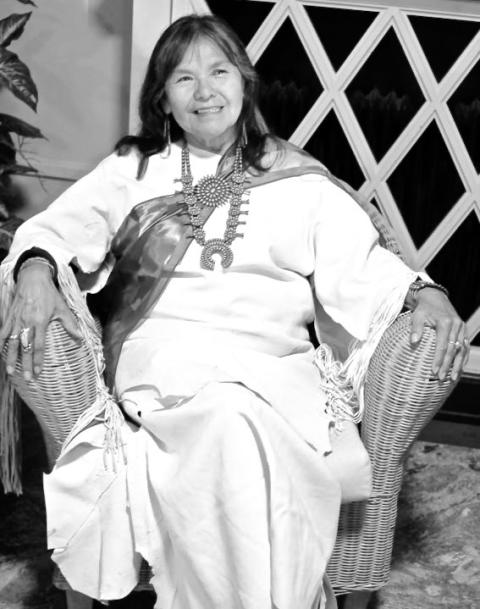 Mona Polacca - Indigenous Grandmother