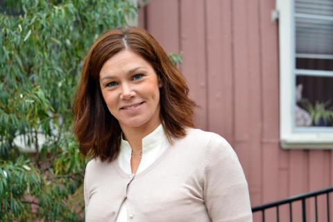 Maria Standar. Kommundirektör.