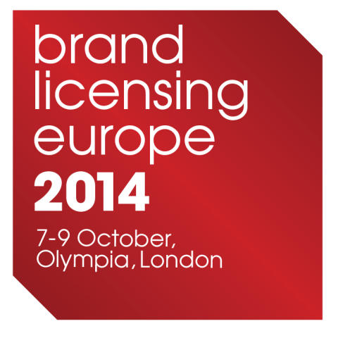 Meet us at Brand Licensing, London 7th - 9th October 2014