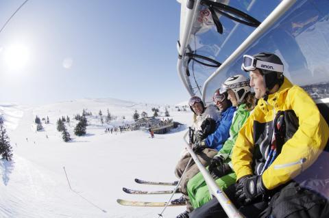SkiStar AB: Høytrykk til fjells