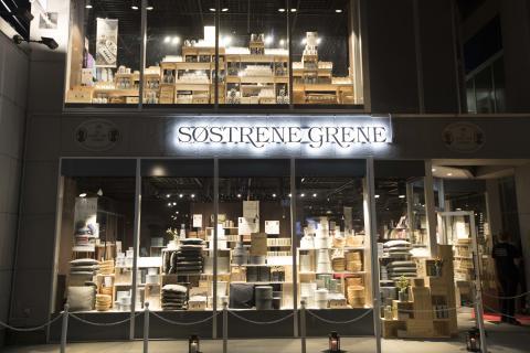 'Hygge' på vej til Finland: Søstrene Grene åbner første finske butik