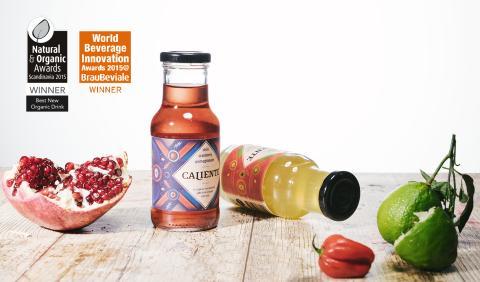 Crowdfunding för unik svensk dryck med chilihetta