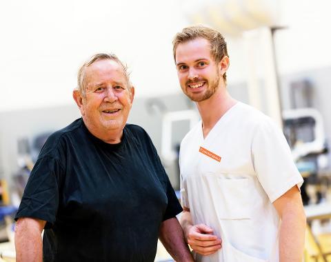Samlad vård för Parkinsons sjukdom