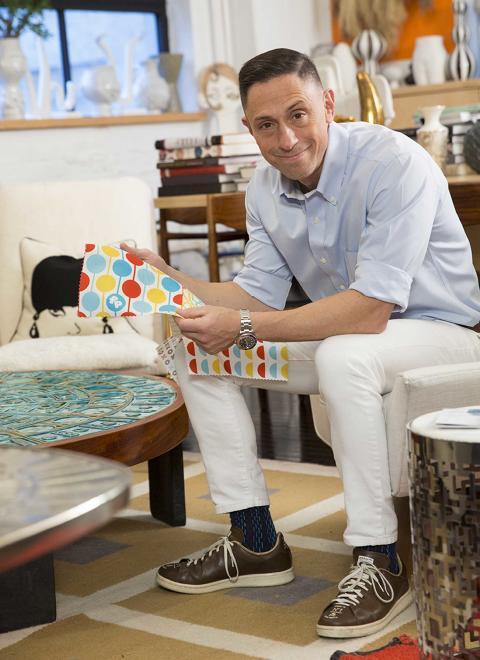 Jonathan Adler ist neuer Createive Director für Fisher-Price