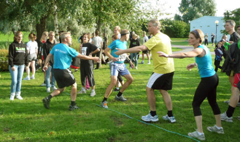 Mjärdevistafetten - Linköpings största stafettlopp - 6 september