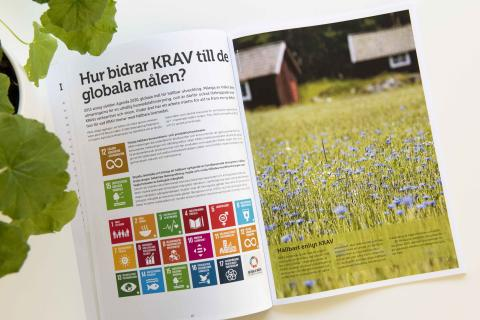 KRAV fokuserar på klimat och fossilfritt