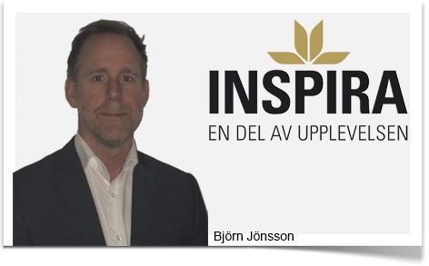 Björn Jönsson ny Regionschef på Inspira