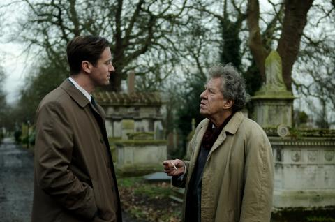 The Final Portrait - Drama med bl.a. Geoffrey Rush.