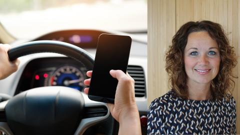 Risk för olyckor i påsktrafiken - varannan förälder har brutit mot lagen