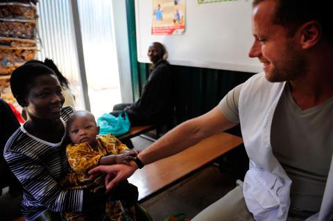 Funk For Life - Dan Sermand i Kibera