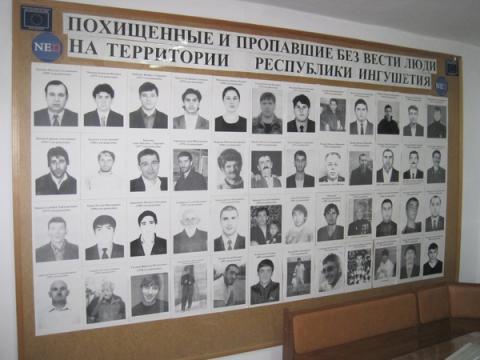 Ryssland: Advokater lever farligt i Nordkaukasien