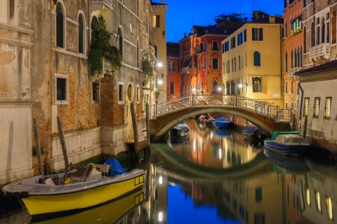 Venezia - Storbyferie med TUI