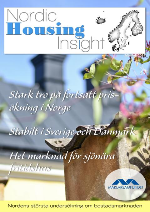 Nordic Housing Insight sommar 2014