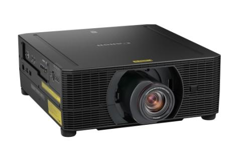 Canon announces development of a new 4K projector with enhanced features for user experience and brightness