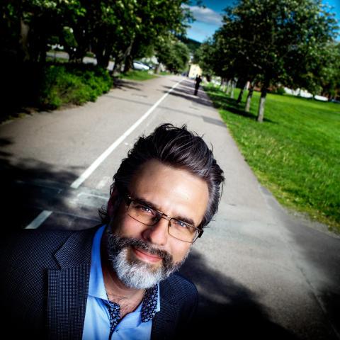 Christer Mattsson / Foto: Nicklas Elmrin