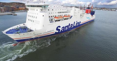 Santa Line