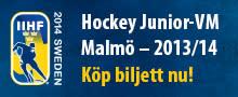 Ishockey i världsklass i Malmö