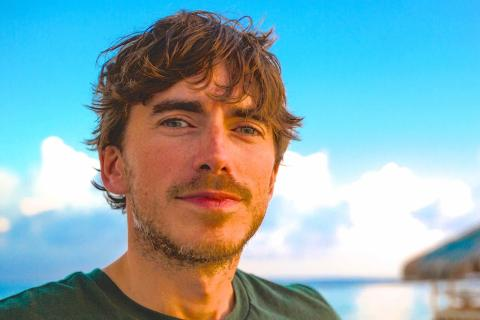 TV presenter and author Simon Reeve to present Practical Action Appeal