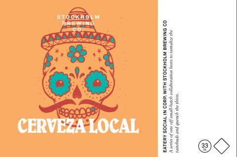 "Eatery Social presenterar: ""Cerveza Local"" i samarbete med Stockholm Brewing Co."