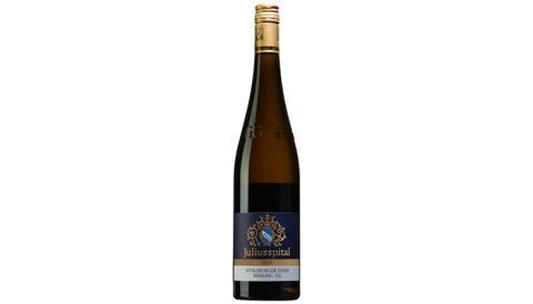 Fredag 5 juli lanseras Juliusspitals främsta vita vin!
