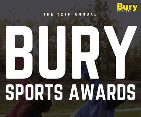 Finalists announced for 2017 Bury Sports Awards