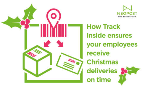 How Track Inside ensures your employees receive Christmas deliveries on time
