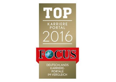 stellenanzeigen.de mit Focus-Siegel ausgezeichnet