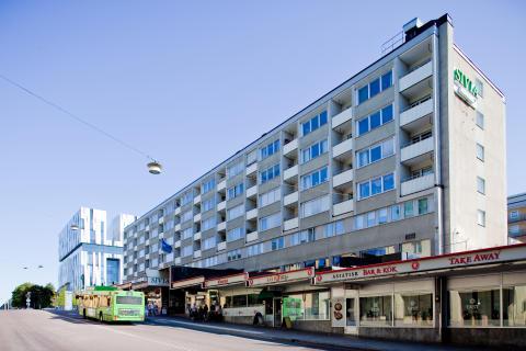 Sivia Torg, Uppsala
