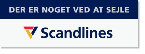 Scandlines - Der er noget ved at sejle - Logo