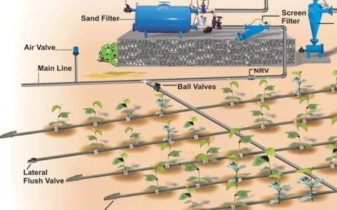 Global Micro Irrigation Systems market Revenue, Opportunity, Segment and Key Trends 2018-2022, top key players - Sprinkler Irrigation, Couplers, Fittings & Accessories, Spray/Sprinkler Heads, Tubing, Pumping Unit and others