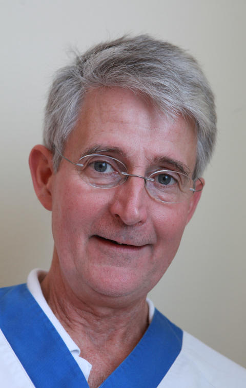 Anders Rönnblom, docent och överläkare i gastroenterologi på Akademiska sjukhuset.