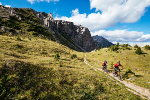 Home of Trails Graubünden, Scuol Samnaun, Val Müstair