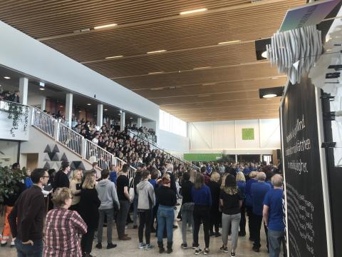 Rättighet 2 - Dragonskolan i Umeå, 2019