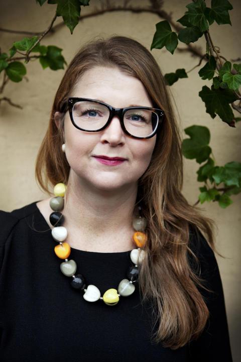 Cecilia Fredholm, projektledare Företagsakademin 3.0