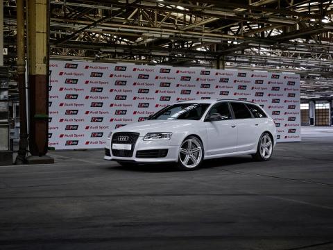 Audi RS 6 Avant (C6), inuithvid