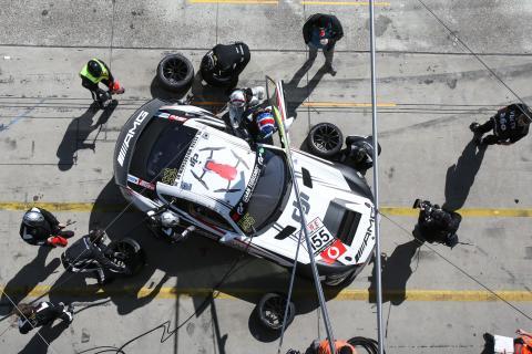DJI and Mercedes-AMG launch partnership