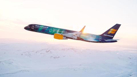 Icelandair och JetBlue startar codeshare samarbete.